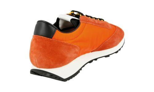 Lujo prada cortos zapatos 2eg276 Aragosta serraje nuevo 6,5 40,5 41