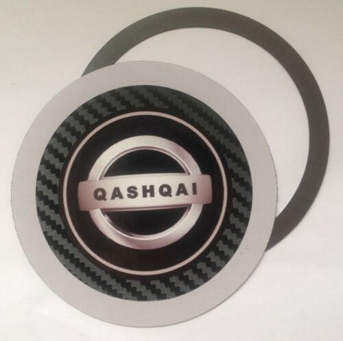 Magnetic Tax disc holder fits any nissan QASHQAI