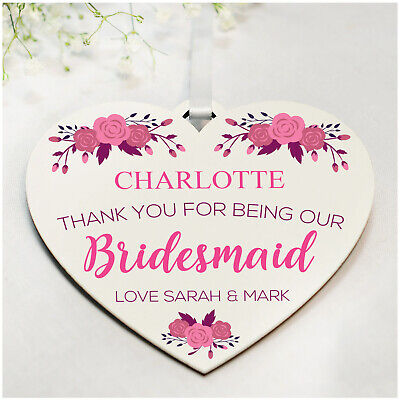 Flower Girl Personalised Will You Be Wedding Party Gifts 18mm Wooden Blocks A5 Will You Be My Bridesmaid Will You Be Presents for Wedding Party Favours A3 Prints and Frames A4 Maid of Honour