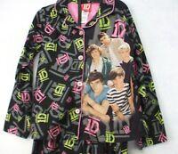 One Direction Band Small 6/6x 2 Piece Pajamas Top Bottom Sleepwear Set