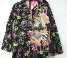 New One Direction Band Small 6/6X 2 Piece Pajamas Top Bottom Sleepwear Set