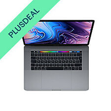 "Apple MacBook Pro 15"" (2018), i7 2,2 GHz, 16 GB RAM, 256 GB SSD, space grau"