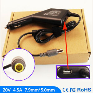 Laptop-DC-Adapter-Car-Charger-Power-for-IBM-Lenovo-Thinkpad-X220t-X230i-X131e