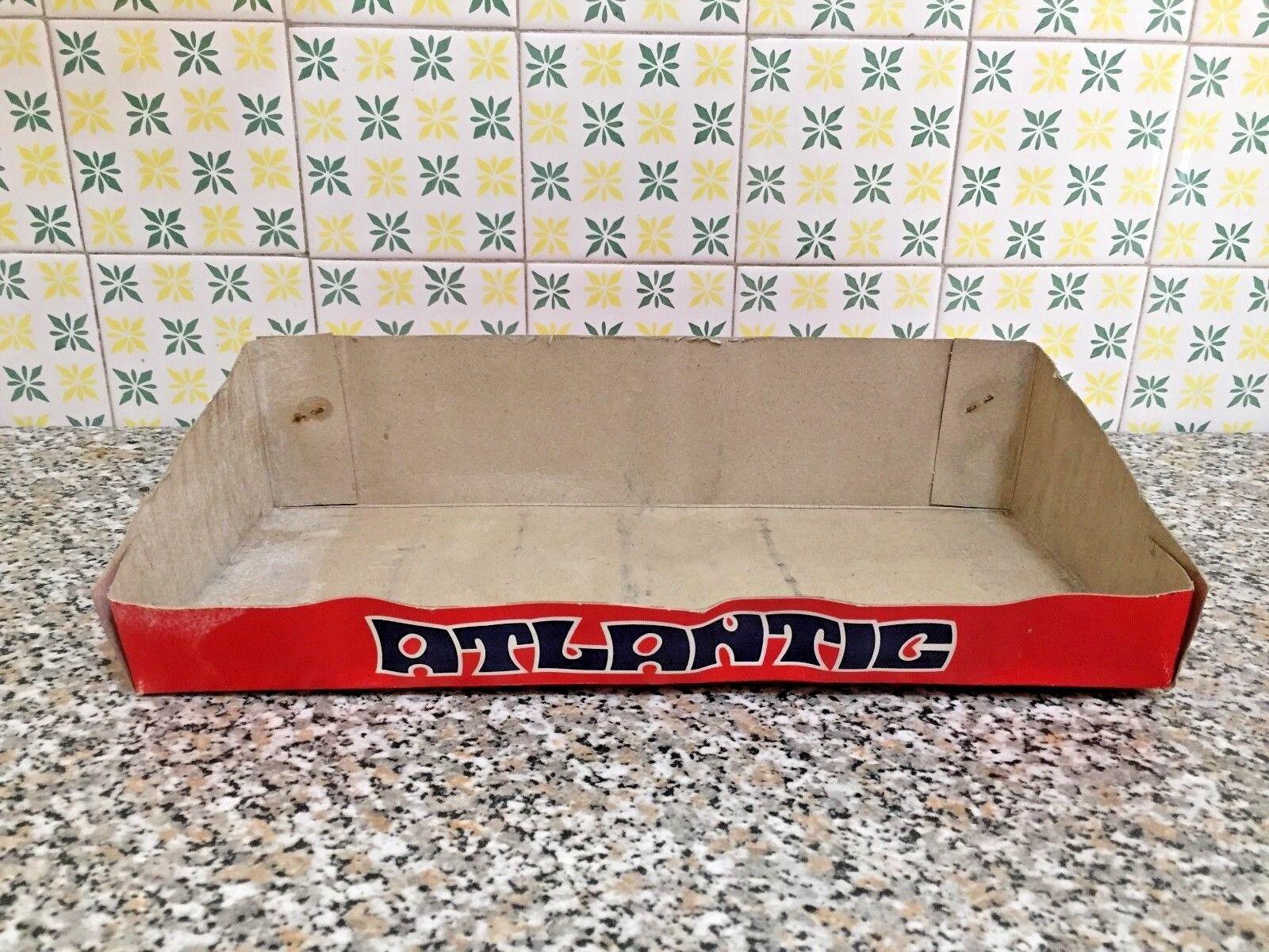 punto vendita ATLANTIC ATLANTIC ATLANTIC SCATOLA scatola CONTENITORE ORIGINALE PER SERIE EXPORT BUONO QUASI COMPLETO  risparmia il 35% - 70% di sconto
