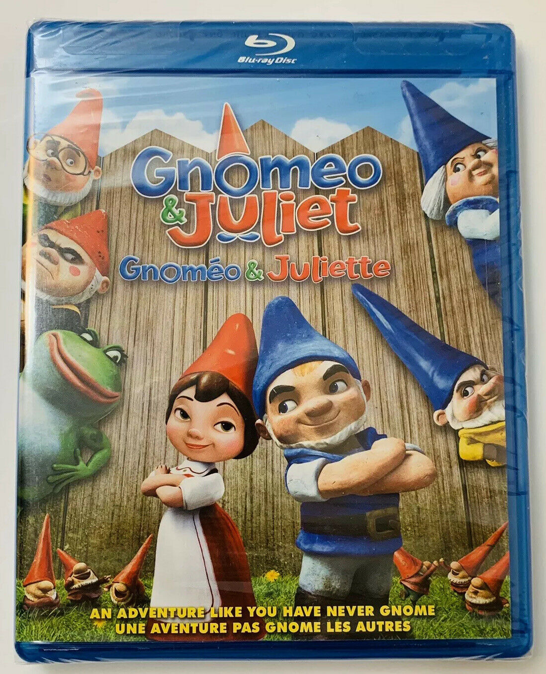Gnomeo Juliet Blu Ray Disc 2011 For Sale Online Ebay
