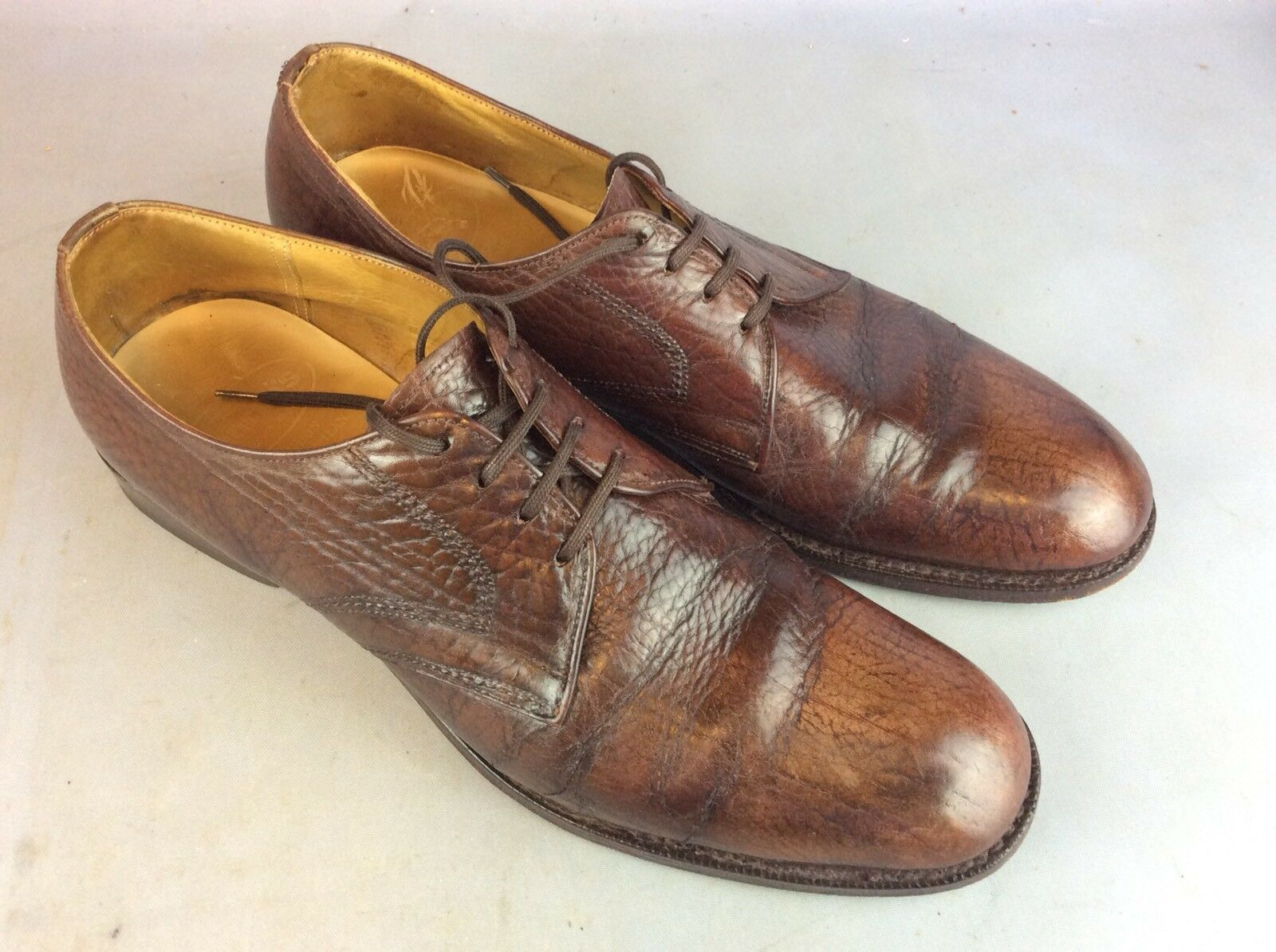 Church's Mens Brown Rippled shoes Unknown Size Available Worldwide