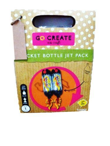Jewellery Piggy Bank Space Scene,Rocket Jet Pack- Crafts Go Create Eco Craft