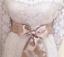 "NEW PLAIN 2.5/"" PALE SATIN SASH FABRIC WRAP BELT SELF TIE BOW WEDDING FANCY DRESS"