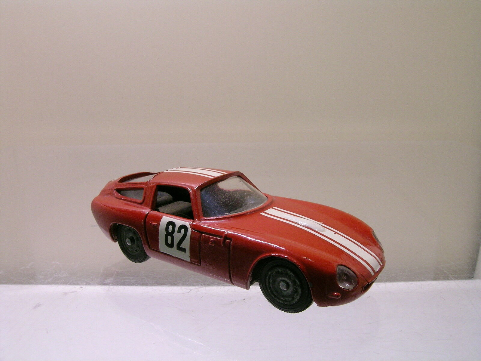 SOLIDO FRANCE No.148 ALFA ROMEO GTZ 82 CRITERIUM CEVENNEL VINTAGE RED  1 43