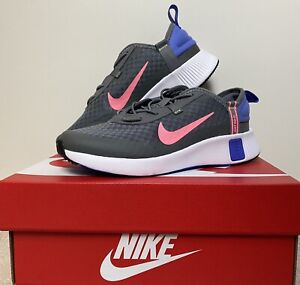 Nike Reposto (PS) Youth Girl Shoes Size 2Y New In Box