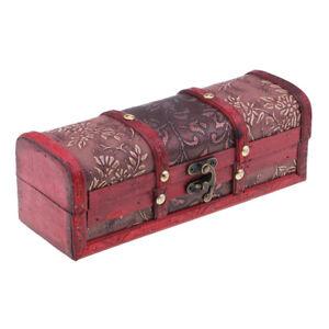 Retro-style-vintage-boite-a-bijoux-en-bois-boite-de-rangement-boite-a