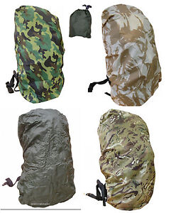 Rucksack Rain Army Camo Waterproof Bag Military Cover Backpack ...