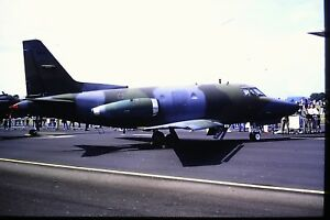 3-834-Sabreliner-United-States-Air-Force-Kodachrome-SLIDE