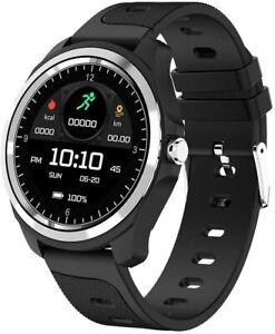 Smartwatch, Bluetooth Bracelet Fitness Tracker Sportuhr Pulsmesser Schlafmonitor