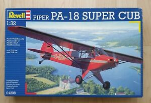 REVELL-04208-Piper-PA-18-Super-Cub-1-32-NEU-OVP