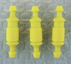 Inline-Crimp-Fuse-Holder-32V-30A-for-1-4-034-x-7-8-034-to-1-1-4-034-3AG-AGC-MDL-Fuses-NEW