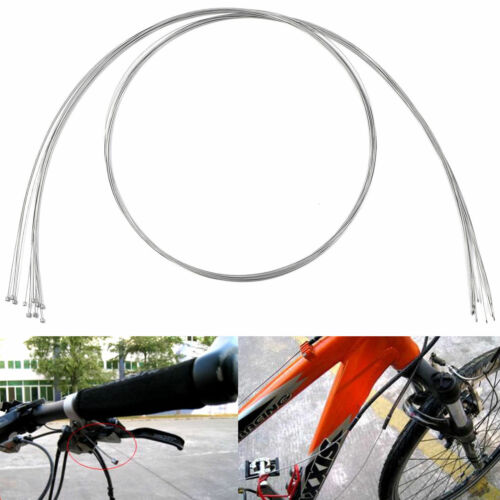 Bicycle Brake//Speed Line MTB Fixed Gear Shifter Cable Sets Core Inner Wire Steel