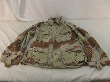 Marines Desert Storm Chocolate Chip Camo Combat Uniform Coat Small-XShort 6318