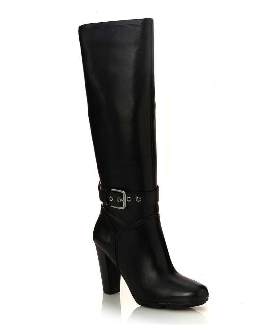 in vendita online Rockport Donna    stivali in Pelle Nera Jalicia  varie dimensioni