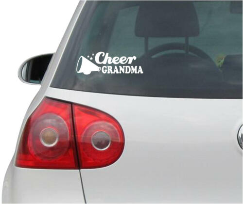 149mmx50mm US02361 Aufkleber // Autoaufkleber JDM Cheer Grandma Decal
