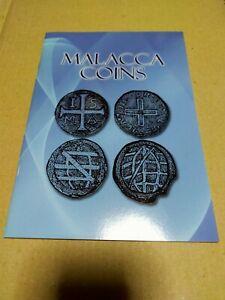 Malacca coin book buku Numismatics