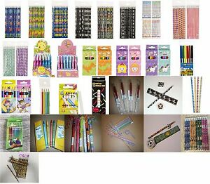 Stifte-Sortiment-Buntstift-Pencil-Kugelschreiber-Malen-Buero-Malstifte-Bleistifte