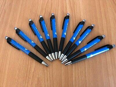 Rare Hard to Find Le Cordon Bleu Ballpoint Pen Lot of 10