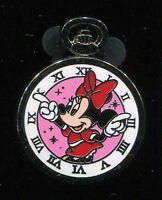 Pocket Watch Minnie Mouse Pwp Disney Pin 111926