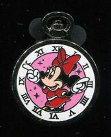 Pocket Watch Minnie Mouse Pwp Disney Pin 111926