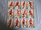 2015 SELECT CHAMPIONS AFL CARDS GOLD COAST SUNS BASIC TEAM SET