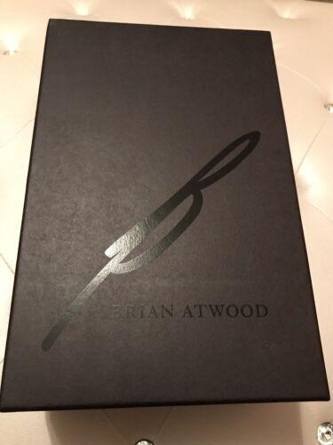 Nuevos negros Tacones 160 9m Hanna Brian ante Atwood de ffw6SqnU