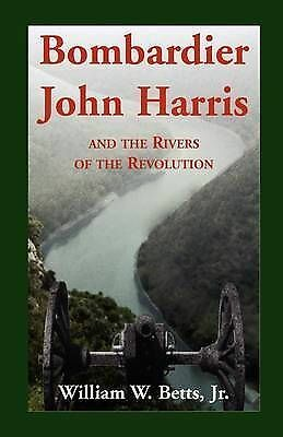 Bombardier John Harris And The Rivers Of, Brand New, Free P&P in the UK