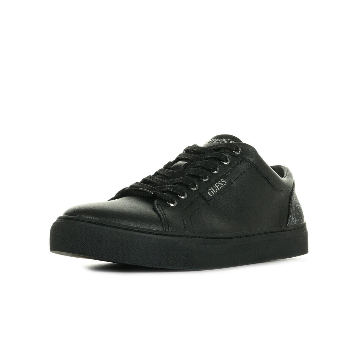 Schuhe Guess Herren Luiss schwarz