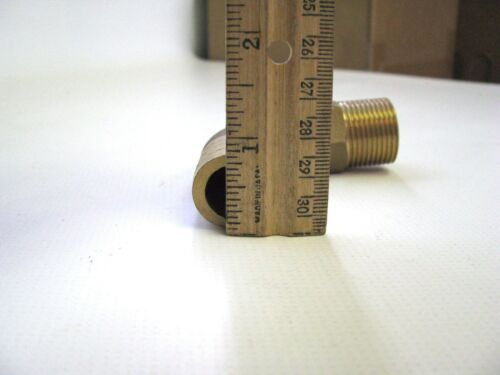 "520660 Sea-Dog Line Bronze 90° Pipe To Hose Elbow 3//4/"" NPT 3//4/"" Barb 132-4228"