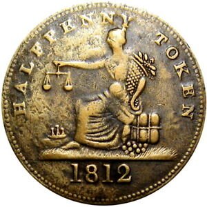 1812-Lower-Canada-Tiffin-Halfpenny-Token-Breton-960