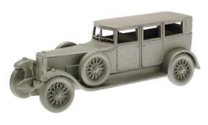 Model-Daimler-Double-Six-50-1929-Danbury-Mint-Authentic-Scale-Pewter-Car