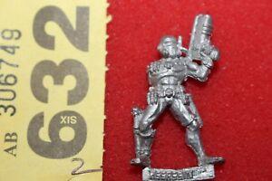 Games Workshop Warhammer 40k Vindicare assassin metal figure corps Bit WH40K  </span>