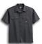 Harley-Davidson-Men-039-s-S-S-Skull-Garage-Shirt-99028-17VM thumbnail 1