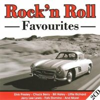 Rock'n'Roll Favourites (Media Markt, 32 tracks) Elvis Presley, Little R.. [2 CD]