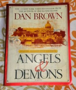 angels and demons special illustrated collectors edition