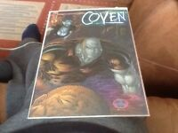 Dynamic Forces The Coven #1 Volume 2 Covenchrome Edition