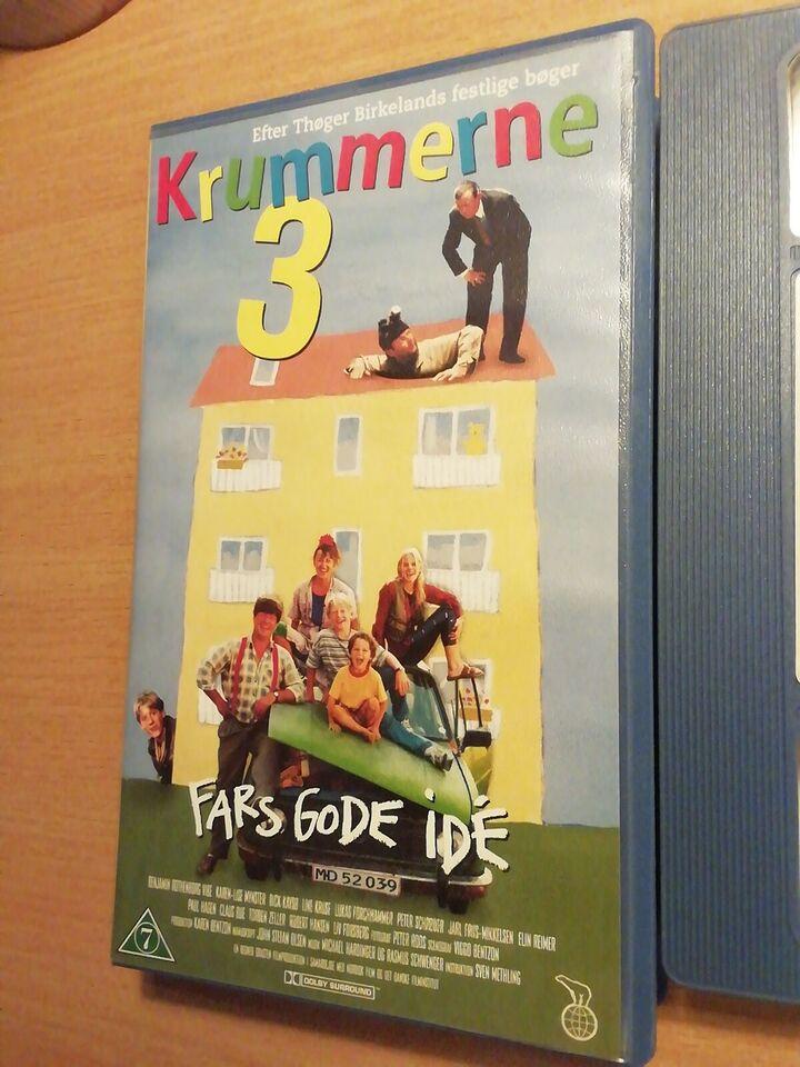 Børnefilm, Krummerne 3