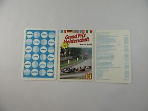 J875-Quartet-034-Grand-Prix-Championship-034-No-51822-Top-Condition