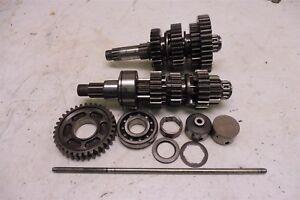 1977-Kawasaki-KZ1000-KM155-3B-Engine-transmission-gears-set