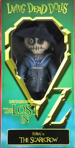 Mezco-Living-Dead-Dolls-THE-LOST-IN-OZ-WIZARD-Purdy-as-The-Scarecrow-NEW-SEALED