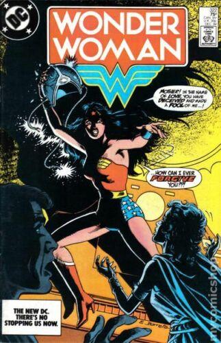Wonder Woman #322 FN 6.0 1984 Stock Image