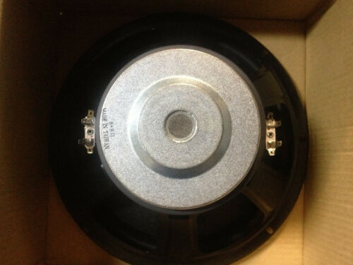 "NEW 12/"" DVC SubWoofer Speaker.8ohm.Sub.Dual Voice Coil Audio Replacement bass"