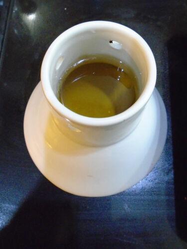 Ynni  Kamado BBQ Egg Beer Can Ceramic Chicken Sitter 11cm High TQAKJP