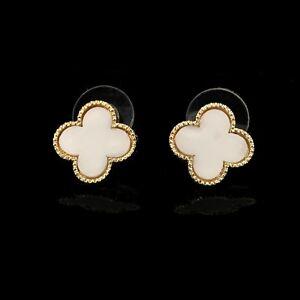 Boucles d/'Oreilles Clous Puces Rond Cristal Vintage Class Original Mariage NN 3