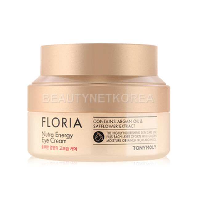 [TONYMOLY] Floria Nutra Energy Eye Cream 30ml / 2016 New / Sensitive skin mildly